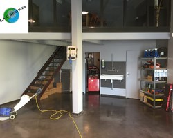 MAC SERVICES NETTOYAGE SAINT ETIENNE : Lustrage des sols en béton ciré