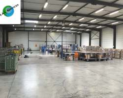 MAC SERVICES NETTOYAGE ST ETIENNE : Remise en état de l'usine de MEDIAPOST à Andrézieux-Bouthéon