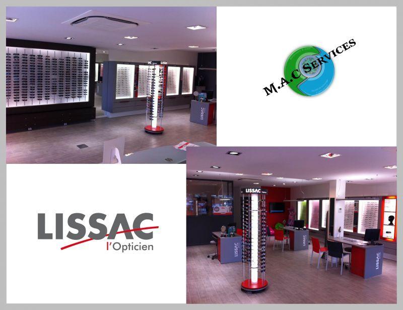 LISSAC L'OPTICIEN: Début des prestations de nettoyage en Avril 2013