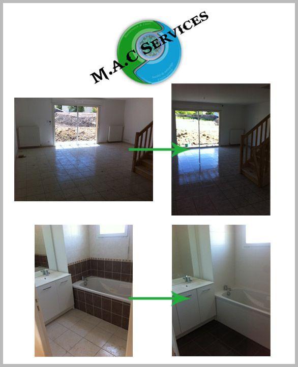 Remise en état de villas - La Ricamarie 42150