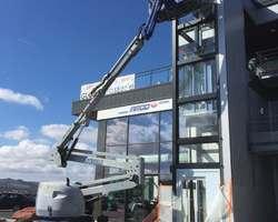 MAC SERVICES SAINT-ETIENNE : Remise en état d'un bâtiment à St-Genest-Lerpt 42