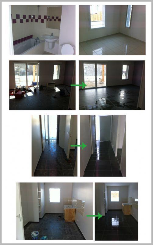 Remise en état d'appartements à Montregard
