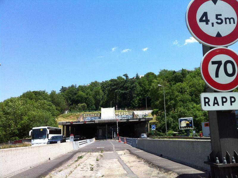 Remise en état des locaux techniques du tunnel du rond point - Saint-Etienne 42100