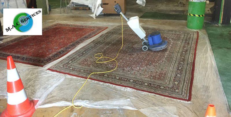 Nettoyage de tapis efficace !