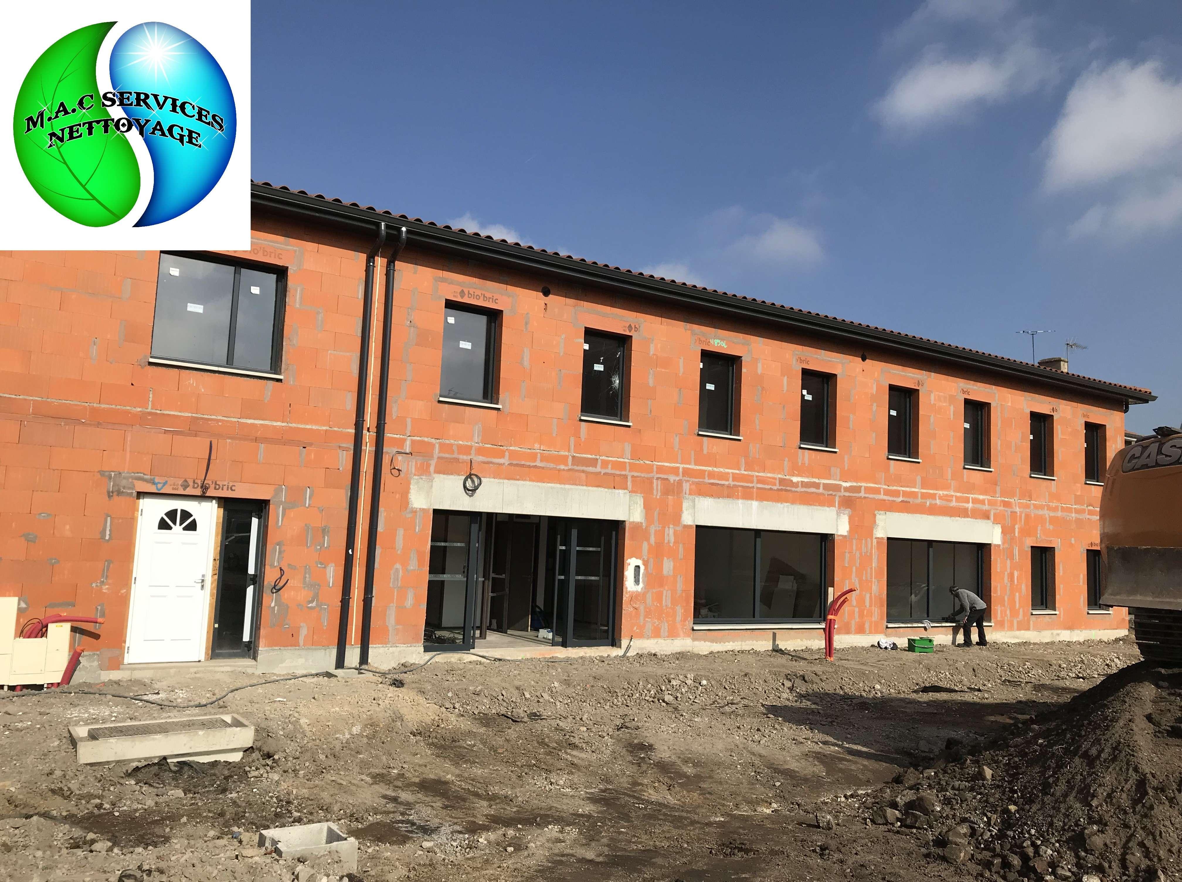 Remise en état du nouveau centre de santé de la Ricamarie (42150)